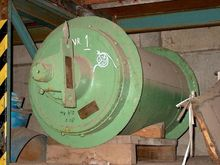 Drum magnet 800 mm, Ø 500 mm