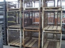 Used Mesh boxes 1200