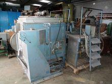 1989 Aluminium melting furnace,