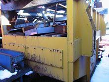 Shake out conveyor ACME 5150x18