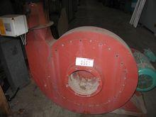 Exhaustor 58 m³/min, 600 daPa,