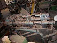 Gravity casting machine for bro