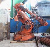 Grinding roboter ABB, arm lengt