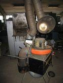 Electrostatic flue gaz + dust c