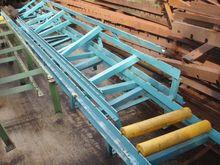 Roller conveyor 600 mm