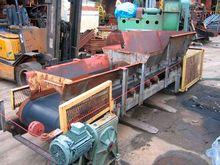Extraction belt conveyor  3900x
