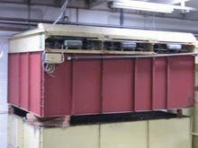 Dedusting filter 27300 m³/h, GU