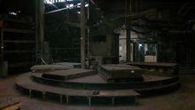 1985 Furan sand molding carouse