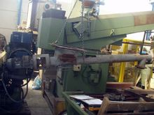 Transport screw 1600 mm, Ø 150