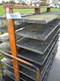 Shelf racks for cores