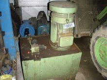 Used Hydraulic group