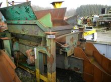 Furnace loading conveyor UHDE