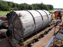 Dust silo +/- 42 m3 = 60 t +/-