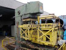 Moulding machine HWS, type HSP