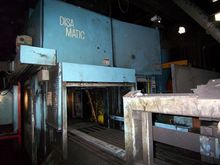 DISAMATIC moulding machine, mod