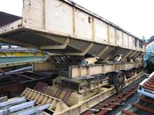 Moulding line for chemical sand