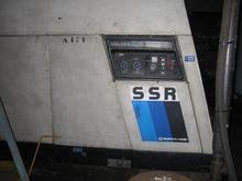 Screw air compressor COMPAIR, 1