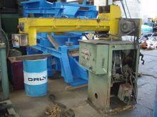 Screw mixer, +/- 5 t/h, OMEGA 2
