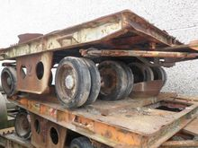 6 x heavy rail carriage, MAFI,