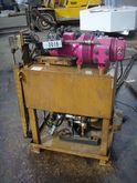 Hydraulic unit with pump, 7,5/