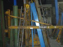 Wall jib crane 500 kg, VERLINDE