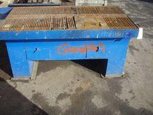 Grinding - welding table, 1500