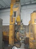 Wire belt shot blasting machine
