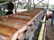 Used Plate conveyor,