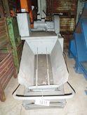 Sand aerator mark VEB, on wheel