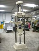 Tensile testing machine WOLPERT