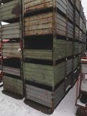 Stacking boxes 1000 mm x 800 mm