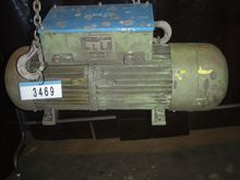 Frequency converter AVK, 11 KVA