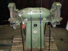 Double workshop grinder, brand