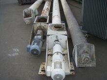 Transport  screw 6200 mm, Ø 250