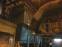 2001 Dust collector EUROFILTER,