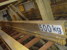 Slewing pilar crane VERLINDE 50