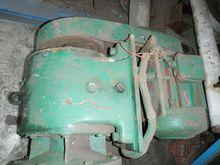 Transport screw for bunker extr