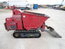 2007 Hinowa HS1100 Mini Dumper