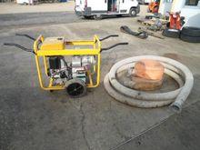 Pump : Pompe Robin 120 m3/h - 2