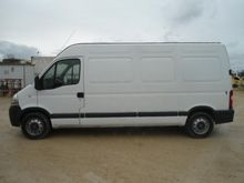 2009 Nissan Interstar DCI 100 -