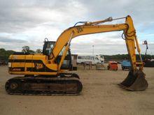 2001 JCB JS130 Track excavators