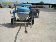 Concrete mixer : Bétonnière 360