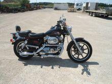 1991 Harley Davidson XLH883 Mot