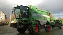 2008 Fendt 5250 E Combine harve