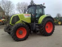 Used 2009 Claas AXIO