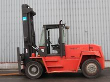 Used 1992 HYSTER H10