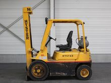 Used HYSTER H50H in