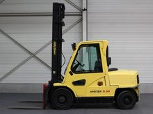 Used 2003 HYSTER H5.