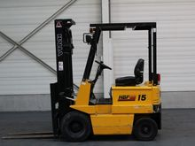 Used 1999 HALLA HBF1