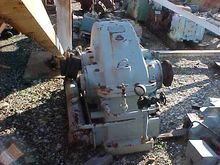 ELLIOTT C3 REDUCER CAST IRON HO